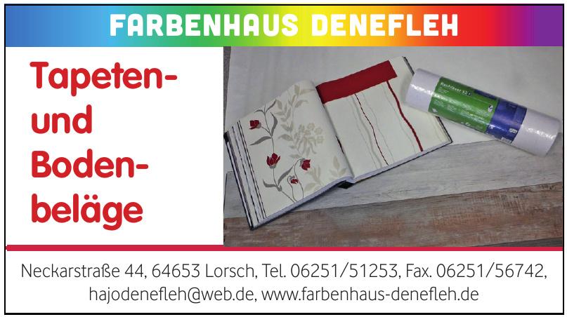 Farbenhaus Denefleh