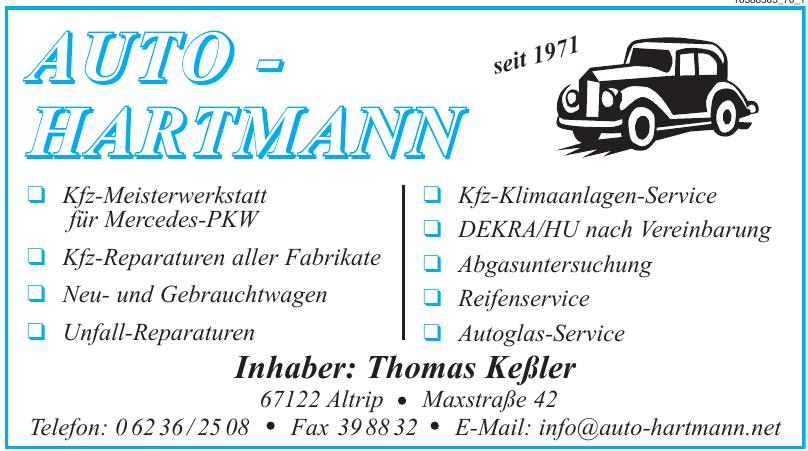 Auto-Hartmann