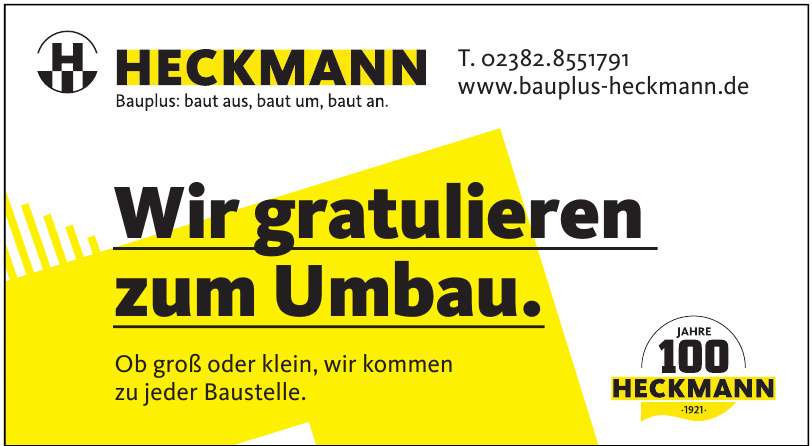 bauplus Heckmann GmbH