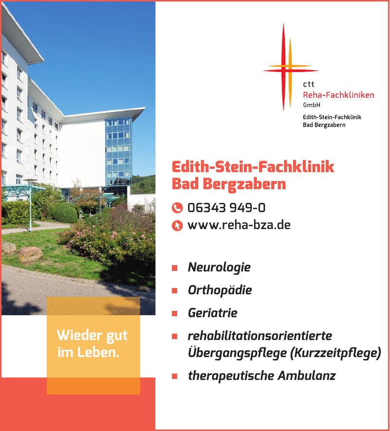 ctt Reha-Fachkliniken GmbH