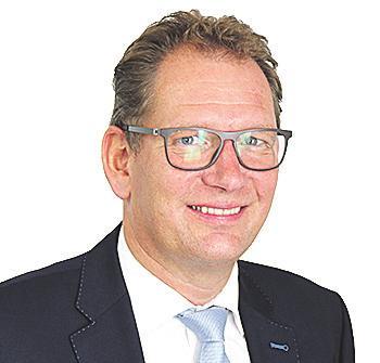 Ocke Rickertsen ist Bereichsleiter des Firmenkundengeschäfts der VR Bank Westküste eG