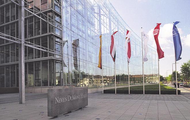 Die Einweihung des Gebäudekomplexes in Köln-Niehl fand im April 1998 statt. Bild: Stefan Worring