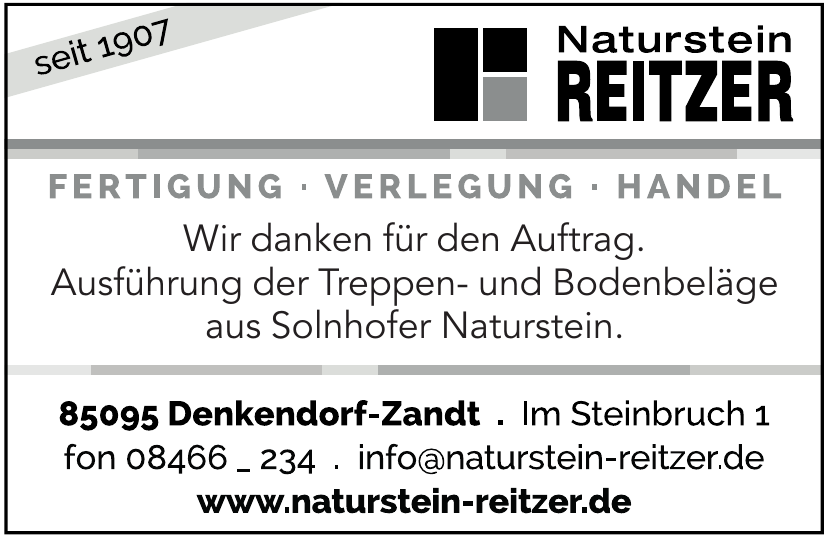 Reitzer Naturstein