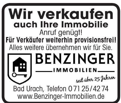 Benzinger Immobilien