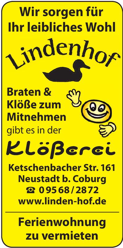 Klößerei Lindenhof