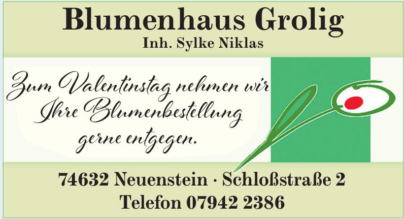 Blumenhaus Grolig