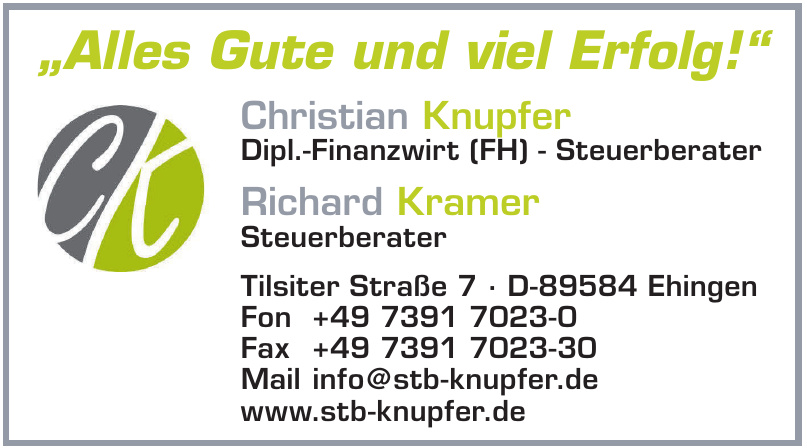 Christian Knupfer
