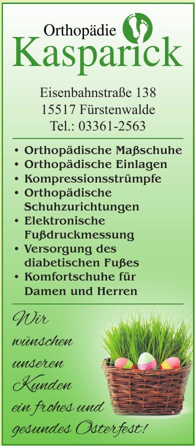 Orthopädie Kasparick