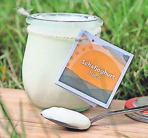 Köstlich: Schafjoghurt. Foto: Hanse Obst