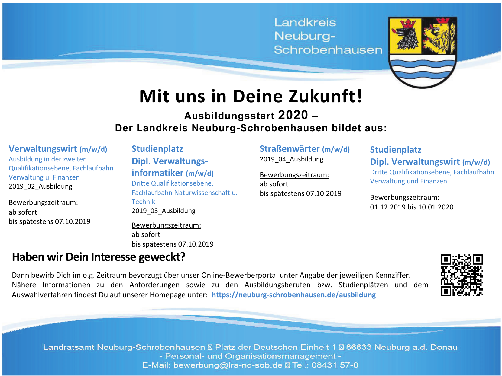 Landratsamt Neuburg
