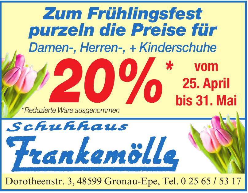 Schuhhaus Frankemölle