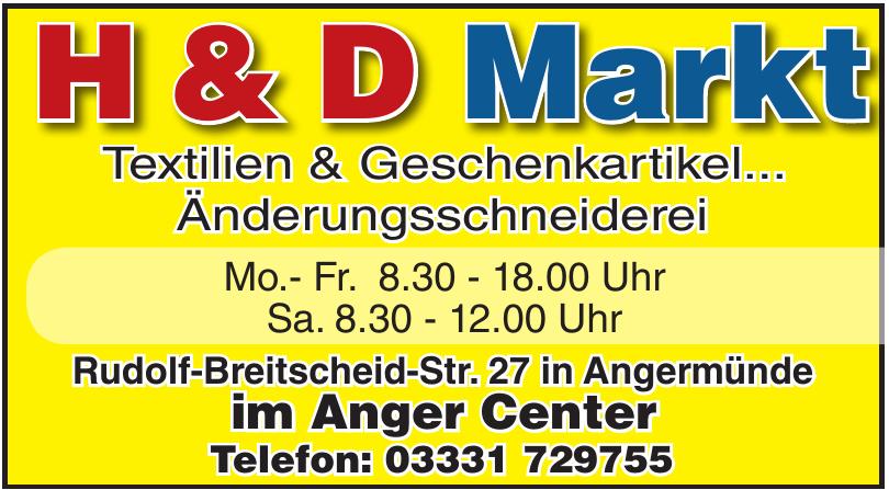 H & D Markt
