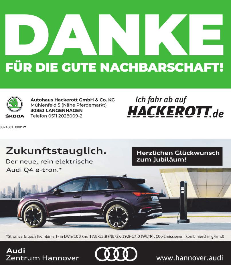 Autohaus Hackerott GmbH & Co KG