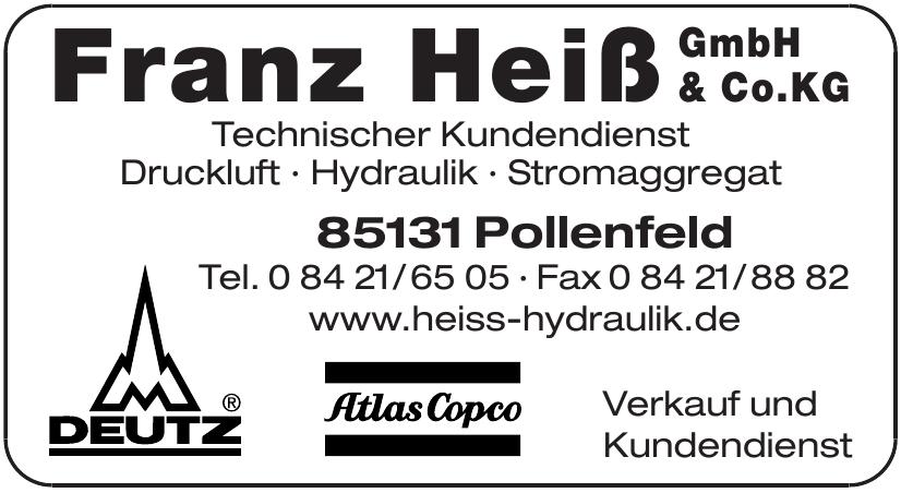 Franz Heiß GmbH & Co. KG