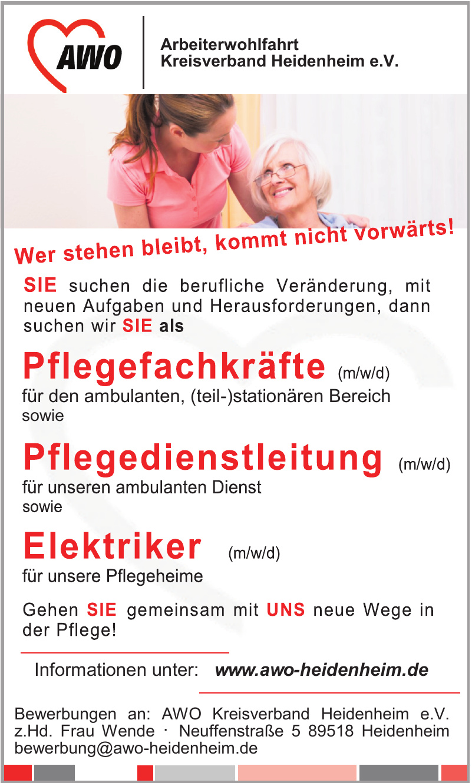 AWO Arbeiterwohlfahrt Kreisverband Heidenheim e.V.