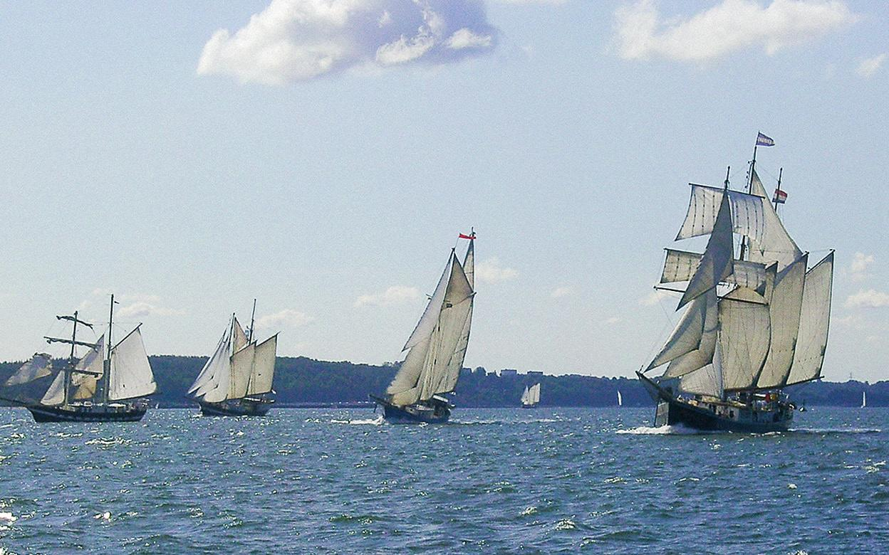 AHOI in Kiel.Sailing.City! Image 6