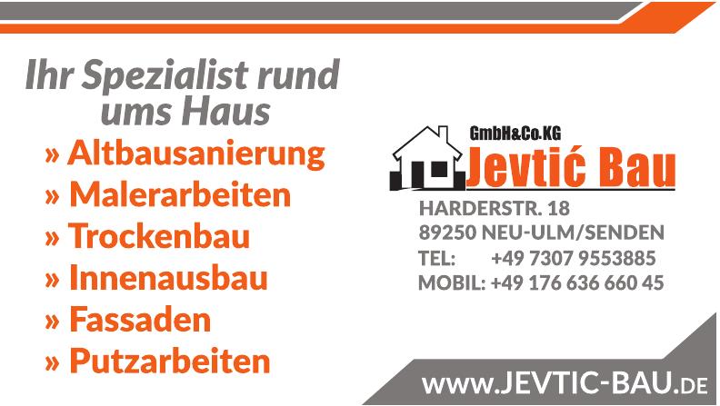 Jevtic Bau GmbH & Co. KG