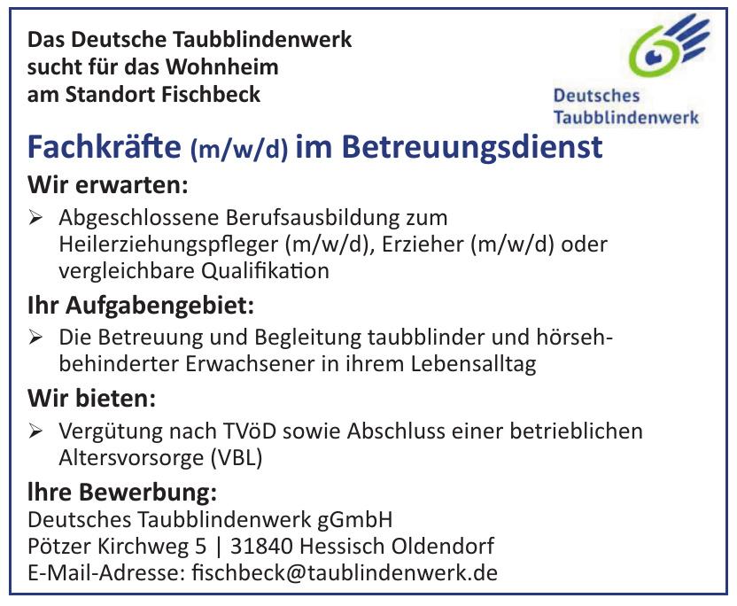 Deutsches Taubblindenwerk gGmbH
