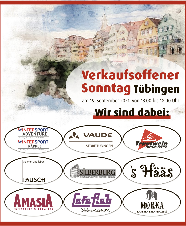 Verkaufsoffener Sonntag Tübingen