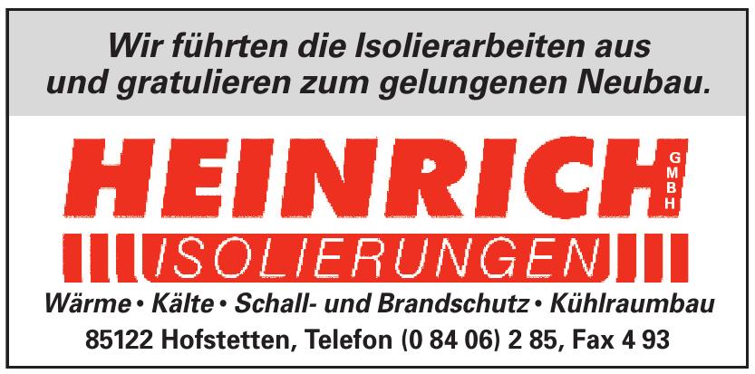 Heinrich Solierungen GmbH