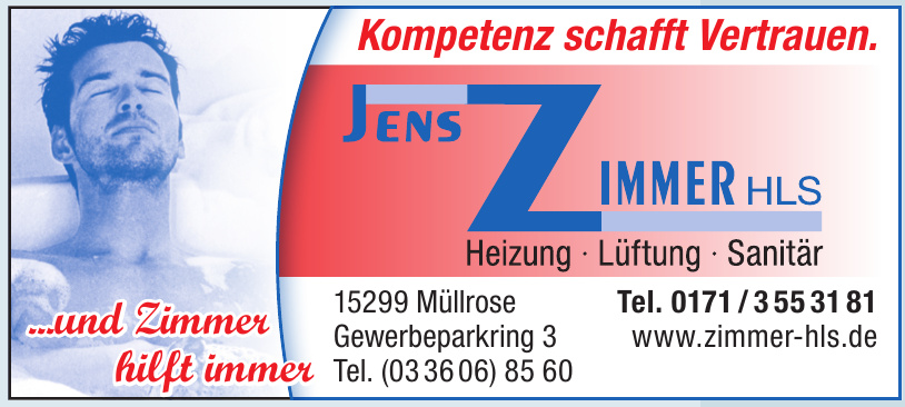 Jens Zimmer HLS