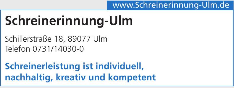 Schreinerinnung-Ulm