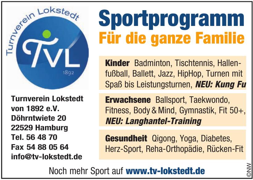 Turnverein Lokstedt von 1892 e.V.