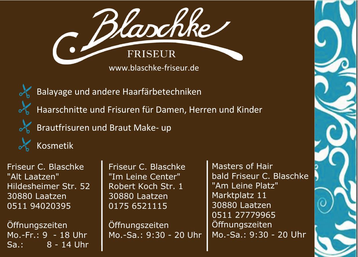 Friseur C. Blaschke