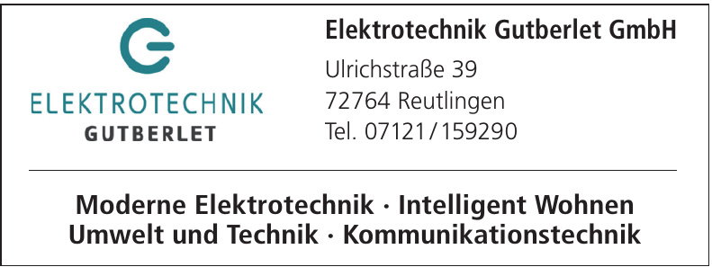 Elektrotechnik Gutberlet GmbH