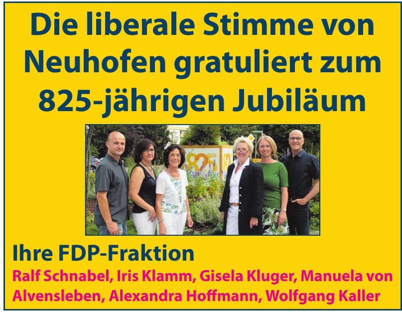 FDP-Fraktion