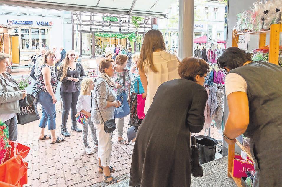 In Burgdorf ist am 27. Juni viel los: Die Geschäftswelt lädt zum Verkaufsoffenen Sonntag ein.