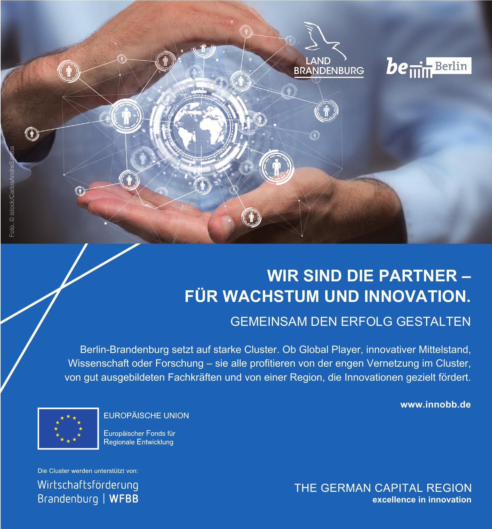Wirtschaft und Technologie GmbH