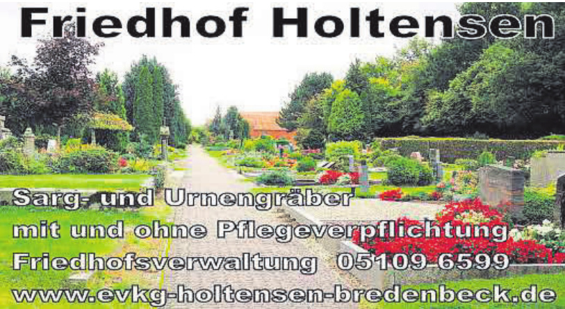 Friedhof Holtensen