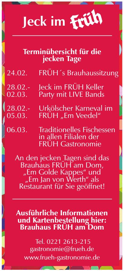 Brauhaus Früh