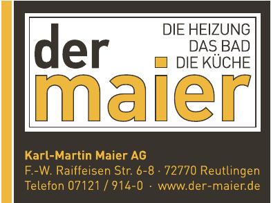 Karl-Martin Maier AG