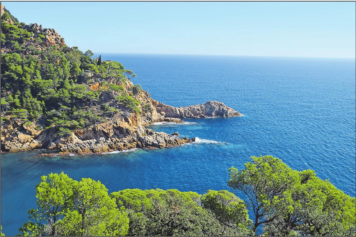 Hat teilweise schon in der Osterzeit sommerliche Temperaturen zu bieten: Spanien. FOTO: KNÜTTEL