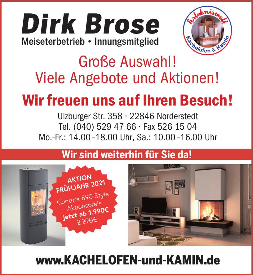 Kachelofen & Kamin, Dirk Brose