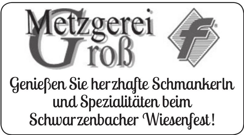 Metzgerei Groß