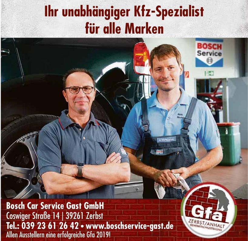 Bosch Car Service Gast GmbH