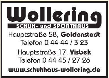 Wollering Schuh- und Sporthaus