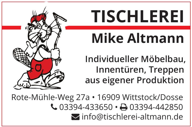 Tischlerei Mike Altmann