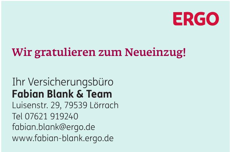 Fabian Blank & Team