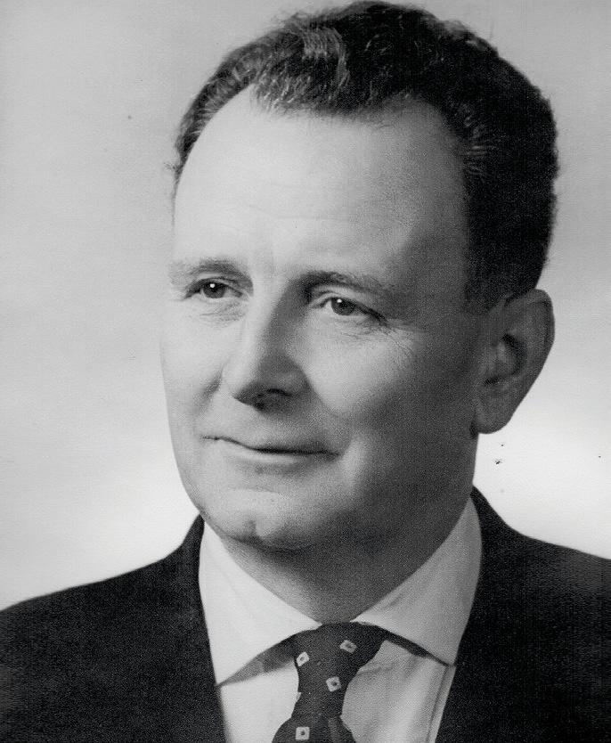 Idee mit Zukunft: Gründer Fritz Schael.