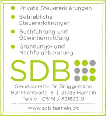 Steuerberater Dr. Brüggemann