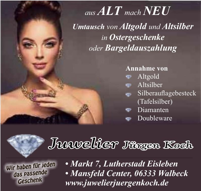 Juwelier Jürgen Koch