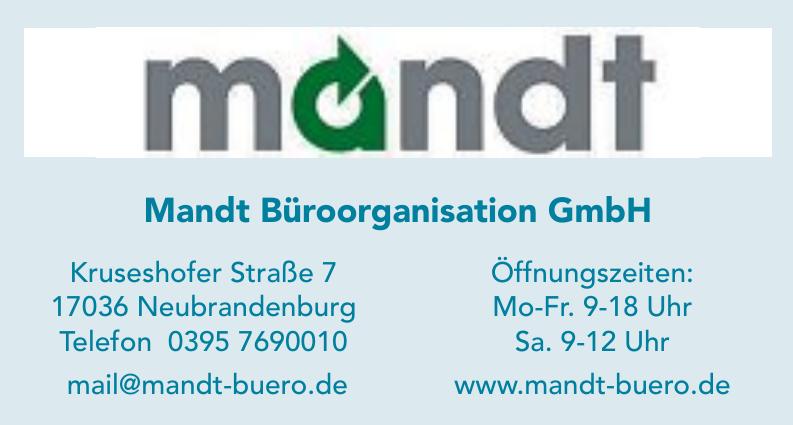 Mandt Büroorganisation GmbH