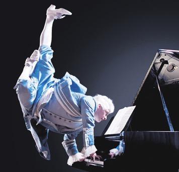 """""""Breakin' Mozart"""" Foto: flownmary"""