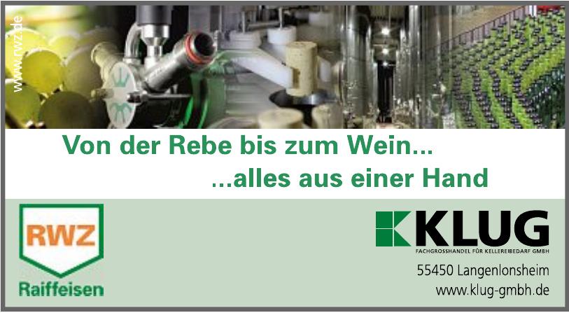 KLUG Fachgroßhandel für Kellereibedarf GmbH