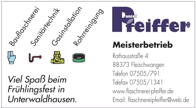 Pfeiffer Meisterbetrieb