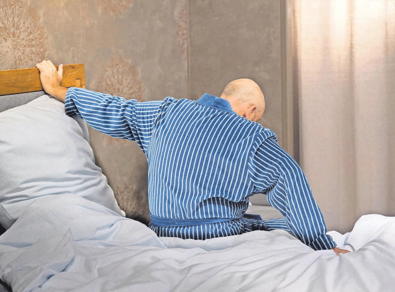 Wer schwach oder krank ist, sollte mit ausreichend Schlaf in qualitativ hochwertigen, guten und stabilen Betten sein Immunsystem und seine Widerstandskräfte stärken. Foto: U. Bösche